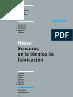 Sensores en La Técnica de Fabricación