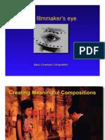 182896599 the Filmmaker s Eye
