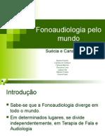 Fonoaudiologia Pelo Mundo(1)