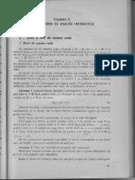 Suport Curs - Matematica - Ase Management, Anul 1.