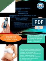 Exposicion Diabetes Gestacional