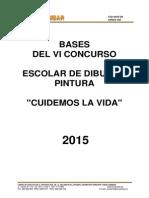 VI Concurso de Dibujo y Pintura 2015 - BASES.pdf