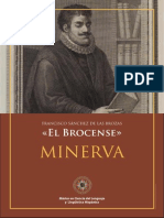 Minerva - El Brocense