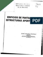 Maria Fratelli - Edificios de Pantallas y Estructuras Aporticadas.pdf