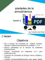02. Unidad 2 - Propiedades de La Termodinámicas