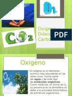 Oxigeno y Anhídrido Carbónico