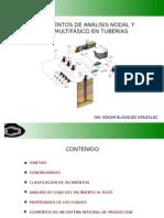 Fundams. de Análisis Nodal y Flujo Multifásico en Tuberias