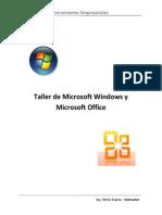 Windows y Office