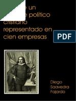 Un Principe Cristiano en Cien Empresas Diego Saavedra Fajardo