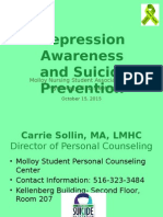 mnsa suicide awareness and prevention powerpoint