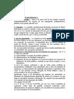 MANDADO DE SEGURANA - RESUMO.doc