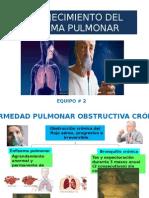 Envejecimiento Del Sistema Pulmonar