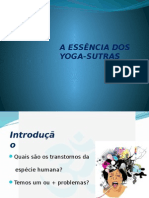 Apresentação Raja Yoga