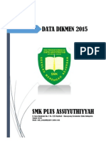 Data Dikmen 2015 Smk Plus Assuyuthiyyah