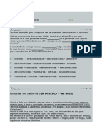 Av1 de Análise Textual