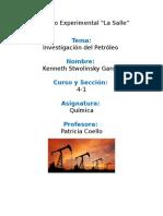 Investigacion Petroleo