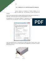 Agregar APS HP a Controladora MSM760