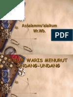 HUKUM WARIS