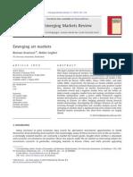 Emerging Art Markets_Emerging Markets Review 10