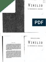 Paúl Virilio, Ciudad pánico