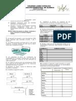 Evaluaciones 1 Periodo 2012