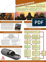 SCBA Care Maintenance Poster 2008