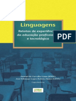 Linguagens Relatos de Experiencias Digital