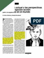 La Situación Actual de La IAP Técnicas de Intervención