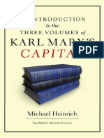Michael Heinrich - An Introduction to the Three Volumes of Karl Marx_s Capital (2012)
