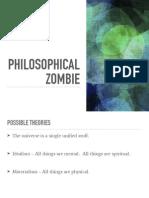 philo 101 philosophical zombie