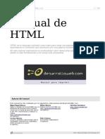 Manual Completo HTML Desarrolloweb Nov2014