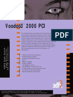 voodoo3 2000PCI