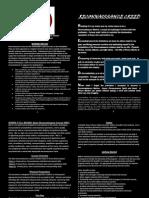 Basic Reconnaissance Course Preparation Guide