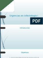 Urgencias en Infectología
