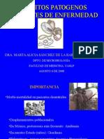 Cprm 2008. Parasitos Patogenos