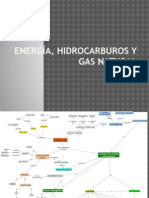 Energía, Hidrocarburos y Gas Natural