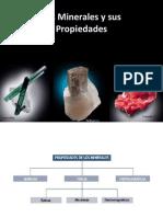 Los Minerales y Sus Propiedades Dureza y Tenacidad