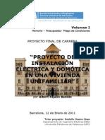 Proyecto De Casa Domotica