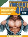 Bodyweight 400