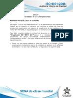 1- Principios y Tipos de Auditorias