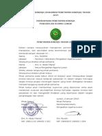 Rencana Kinerja Tahun 2015 Dan Perjanjiannya - Copy