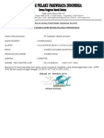 Formulir Buyer Banten