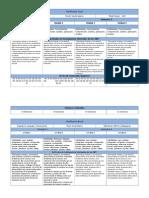 Planificacion Anual de Lenguaje y Comunicación