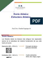 2 Teoria Atomica Estructura Atomica