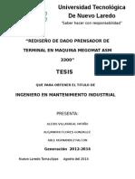 Tesis (Thermolator Hb-w140) Terminada Alexis Villarreal
