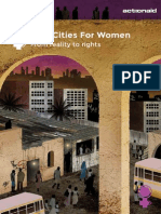 Safe Cities for Women - From Reality to Rights_AA_2014