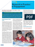 Bedell Student Engagement (Magazine)