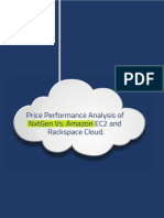 NxtGen Benchmark Report by Cloud Spectator 2015