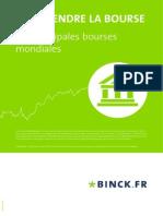 Principales Bourse s Mondiale s