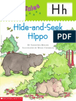 Hide and Seek Hippo